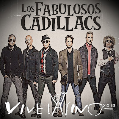 Los Fabulosos Cadillacs - En Vivo Vive Latino (2013)