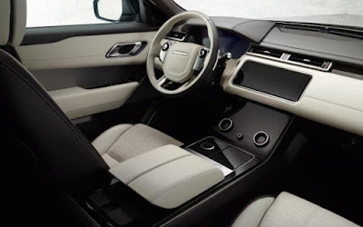 New 2018 Range Rover Velar Interior Hd Wallpaper
