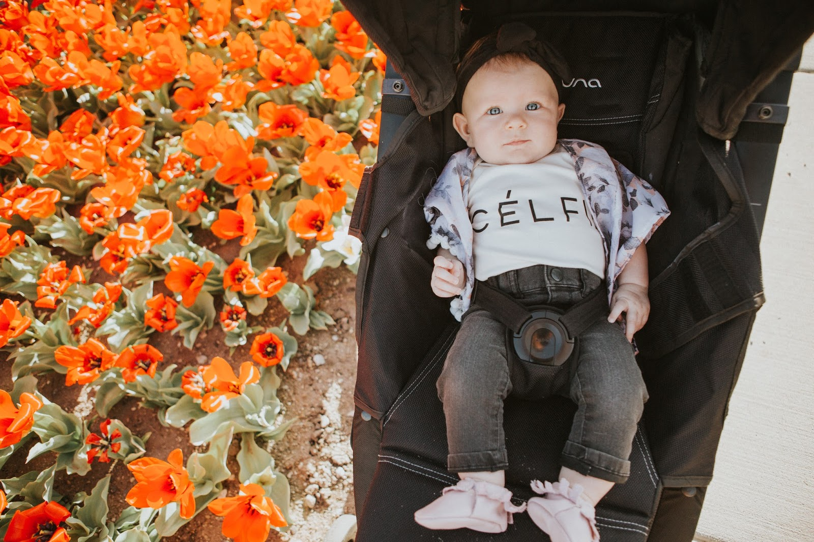 Celfie, Utah Fashion blogger, Baby Style