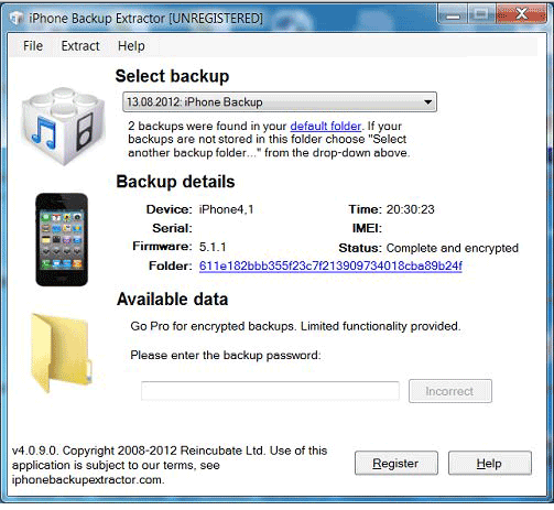 iphone backup extractor activation key iphone backup extractor 6 0 2 715 keygen serial 17619