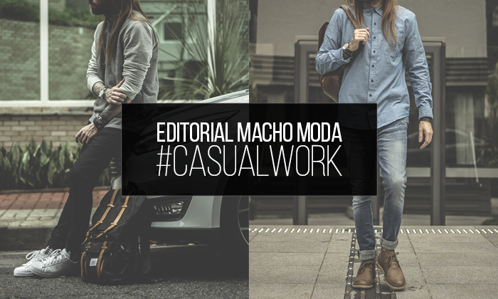 fcbe93d0a Pra quem ainda não viu nenhum Editorial Macho Moda, lancei essa Coluna no  final do Ano Passado, onde junto do meu amigo e fotógrafo Pedro Spina, ...