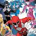 História principal de Go Go Power Rangers chegará ao fim nos quadrinhos