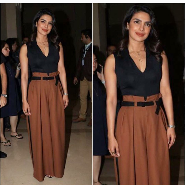 Priyanka Chopra Wears Essay Clothing