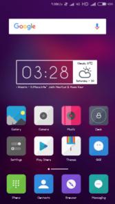 Cara Mengganti Font MIUI 8 Semua Xiaomi Tanpa Root