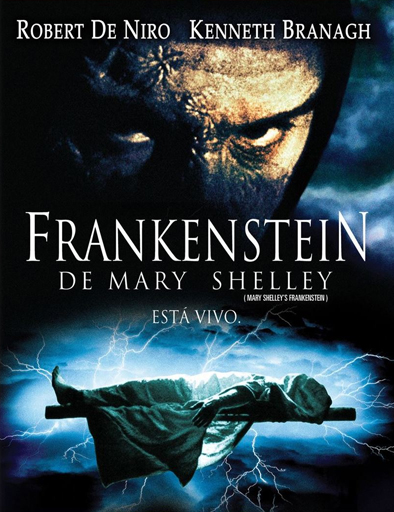 Ver Frankenstein de Mary Shelley (1994) Online