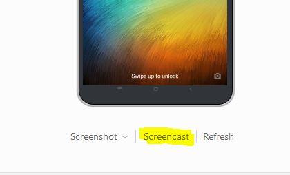 screencast option bouncegeek