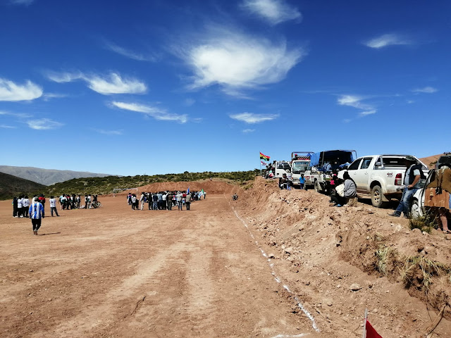Ostertunier 2019 in Esmoraca Bolivien