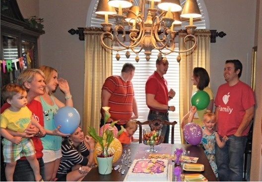 ... birthday party. - Husband Throws His CHEATING Wife A Party She'll