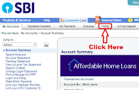 how to add intra bank beneficiary in sbi
