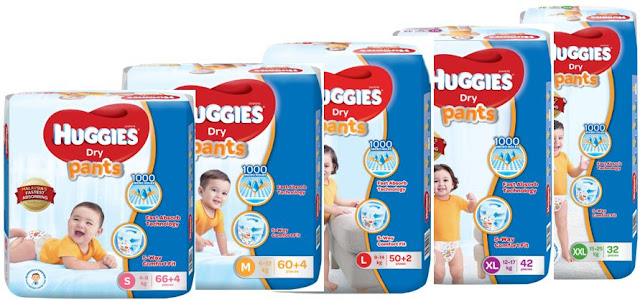 Huggies Dry Pants, review huggies dry pants, pengalaman menggunakan huggies dry pants, huggies, diapers huggies, review diapers huggies,