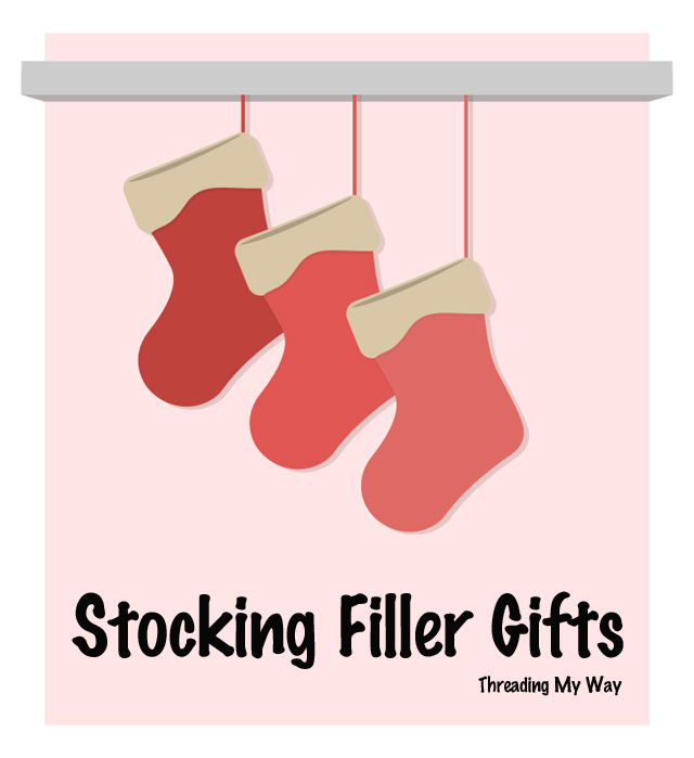 Make stocking filler gifts from fabric scraps ~ Threading My Way