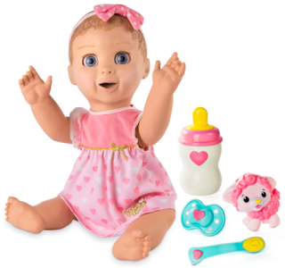 responsive baby doll