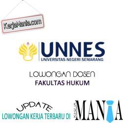 Lowongan Dosen Kontrak Universitas Negeri Semarang