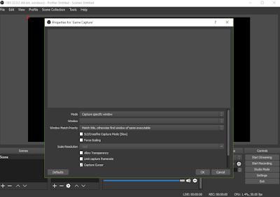 Cara Live Streaming Menggunakan OBS Studio