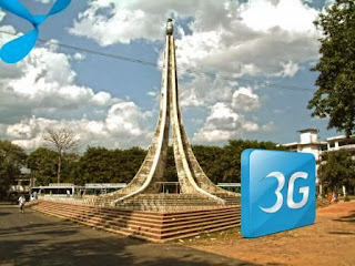 Grameenphone 3G Now at Chittagong University Coverage area cu