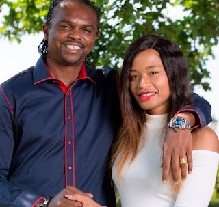 Kanu and Amarachi Nwankwo wedding