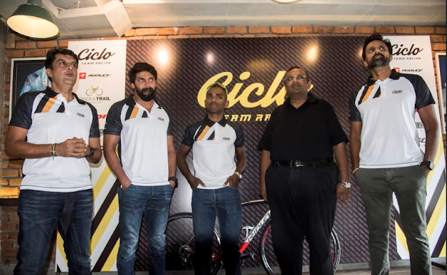 CICLO CAFÉ ANNOUNCES INDIA'S ONLY ELITE AMATEUR CYCLE RACING TEAM – CICLO TEAM RACING