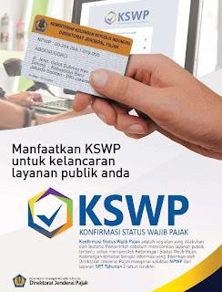 KSWP Konfirmasi Status Wajib Pajak