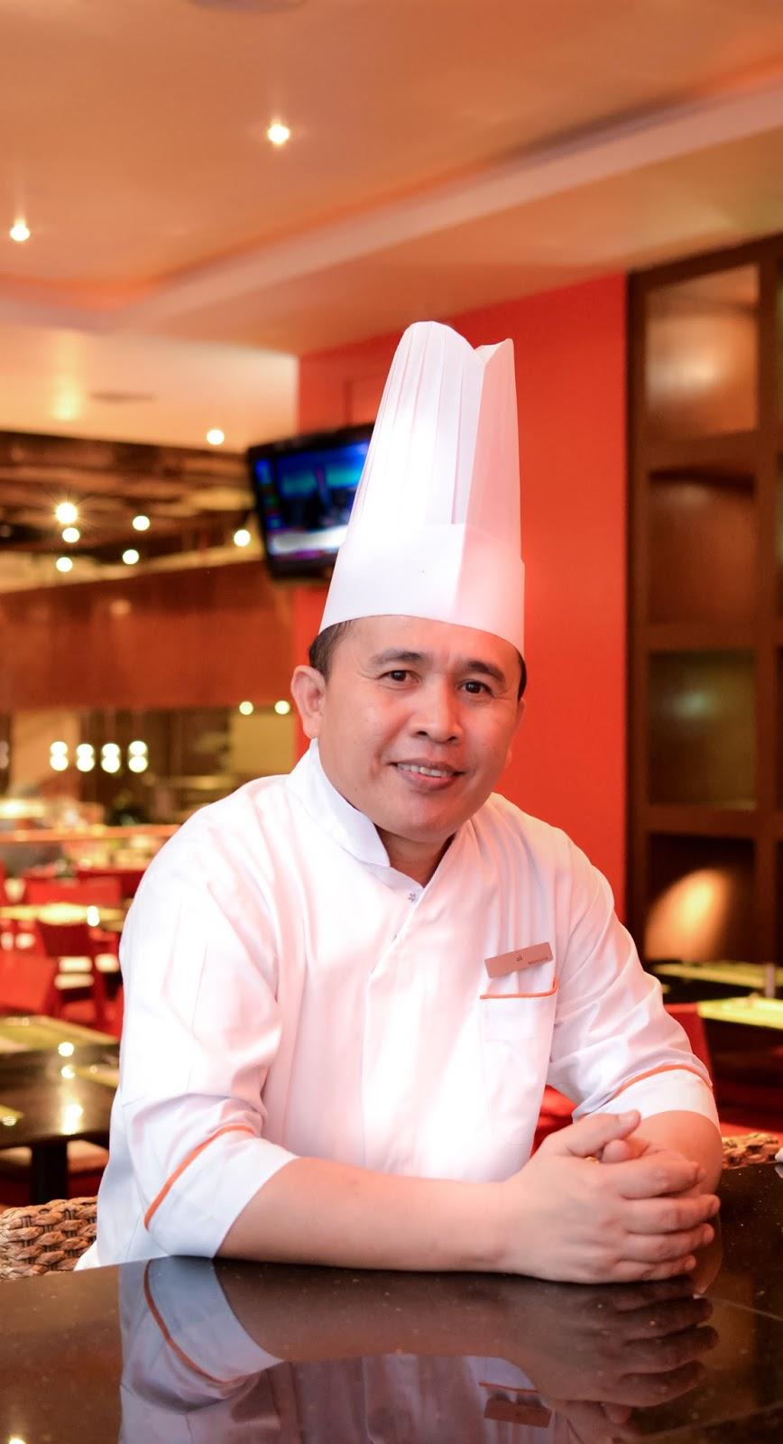Dari Jari Jari Halusku Ali Tuwin Head Of Malay Chef At