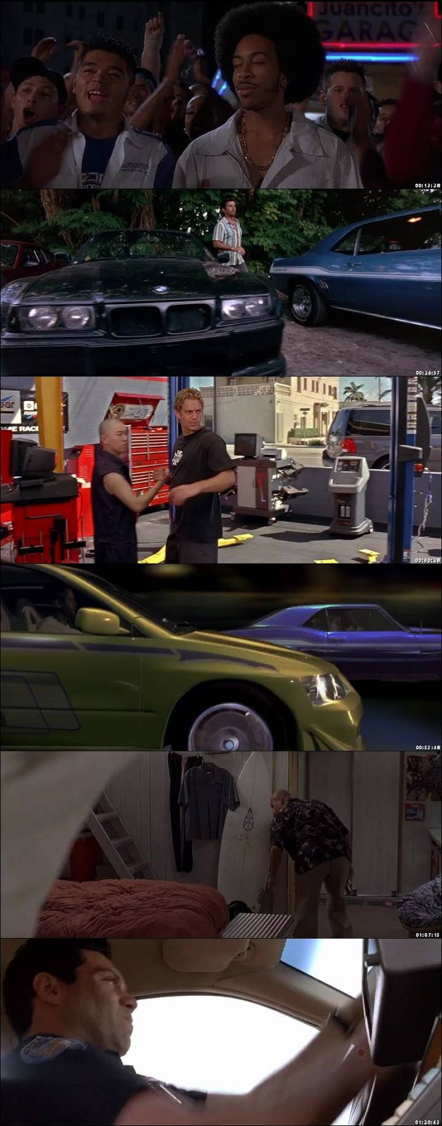 2 Fast 2 Furious 2003 Dual Audio
