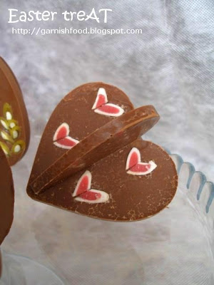 new idea on easter treat and food decoration