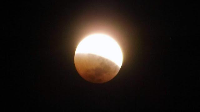 Gerhana Bulan 28 Juli 2018