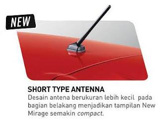 Short Type Antenna