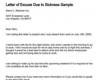 Contoh Lengkap Surat Keterangan Sakit Dari Dokter Dalam