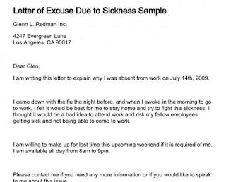 "Contoh Lengkap ""Surat Keterangan Sakit Dari Dokter"" Dalam Bahasa Inggris"