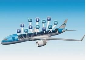 Ideas de negocios aerolínea redes sociales