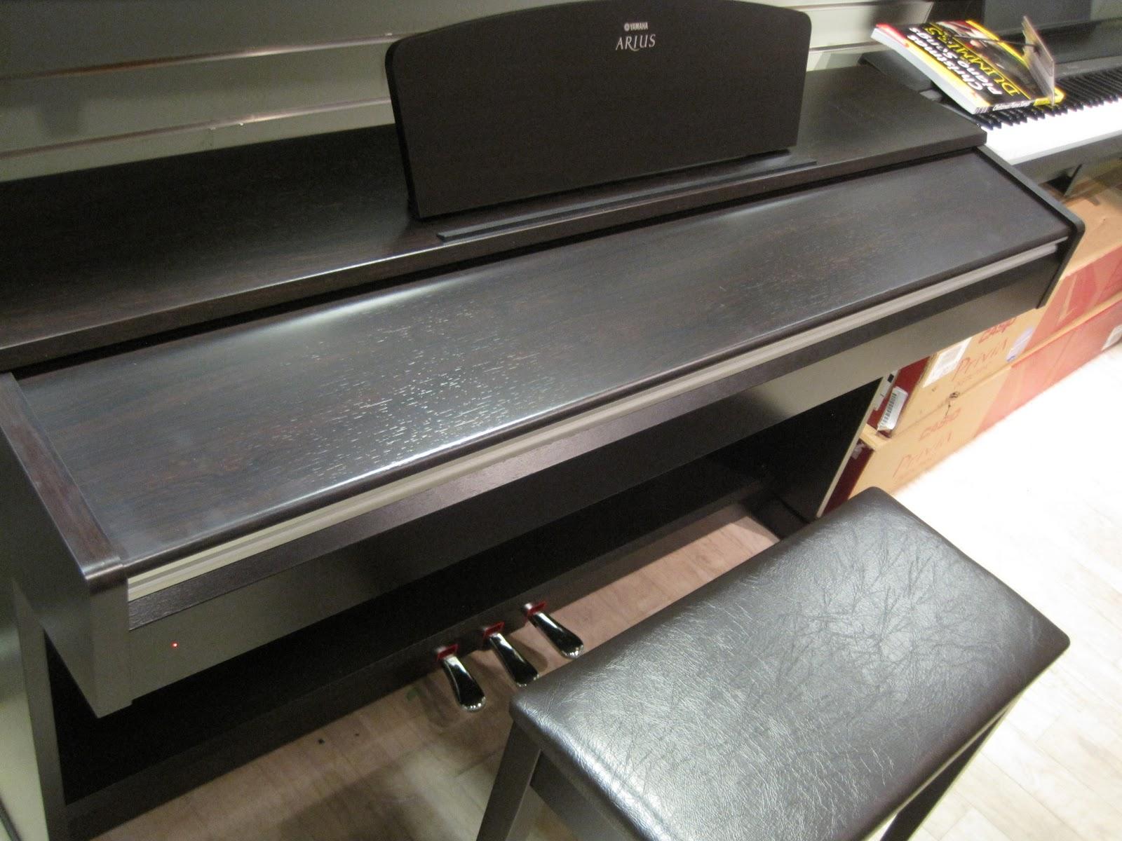 Williams Vs Yamaha Piano