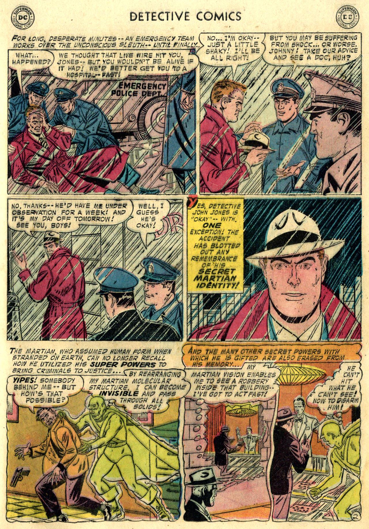 Read online Detective Comics (1937) comic -  Issue #248 - 27