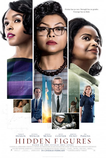 Hidden Figures (2016) ταινιες online seires oipeirates greek subs