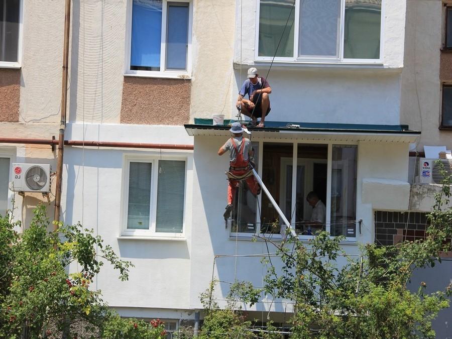 Отделка фасада Севастополь