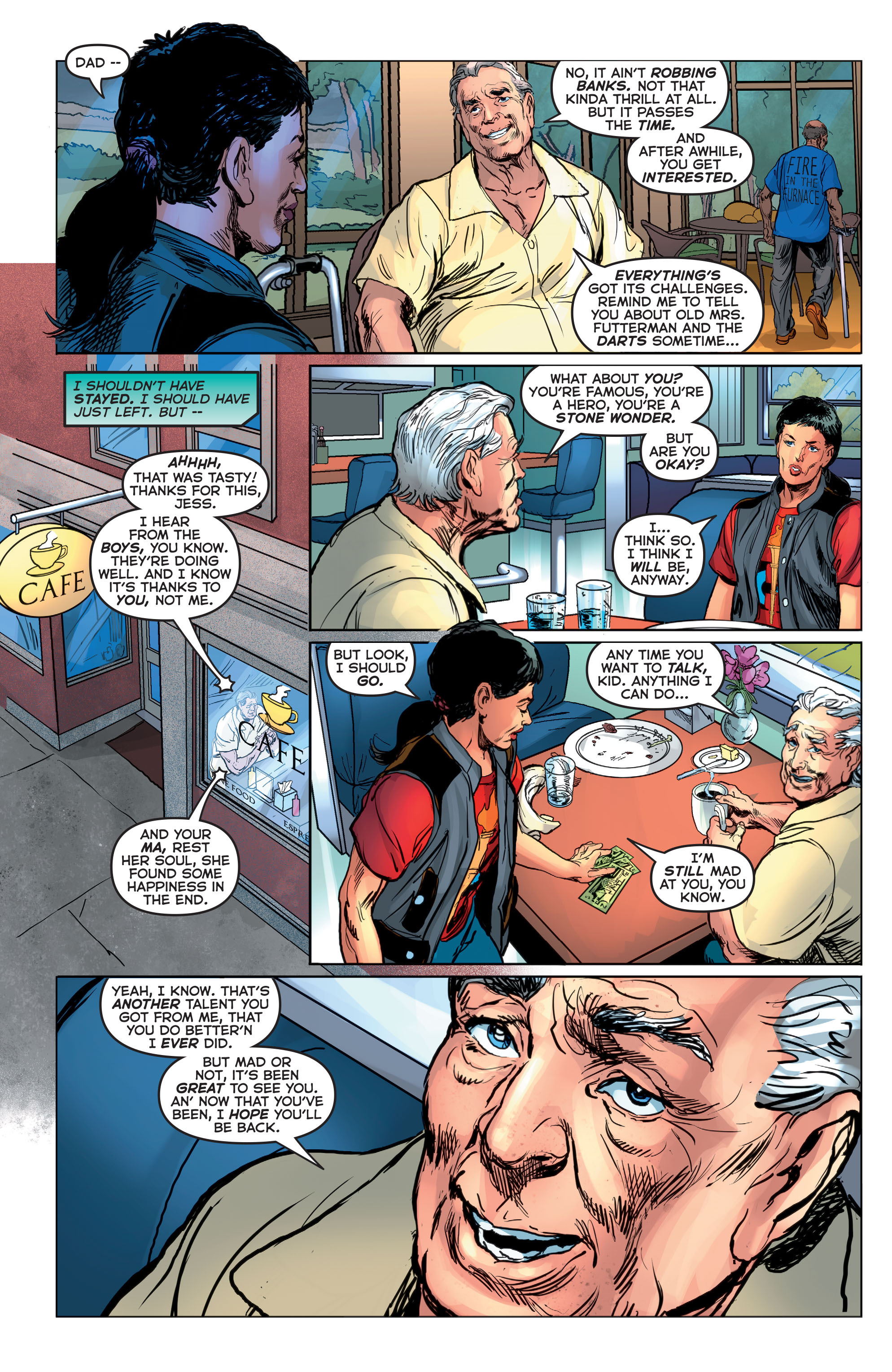 Read online Astro City comic -  Issue #21 - 19