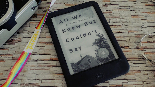 All We Knew But Couldn't Say by Joanne Vannicola