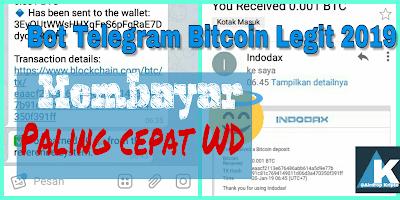 Bot btc telegram gratis paling legit