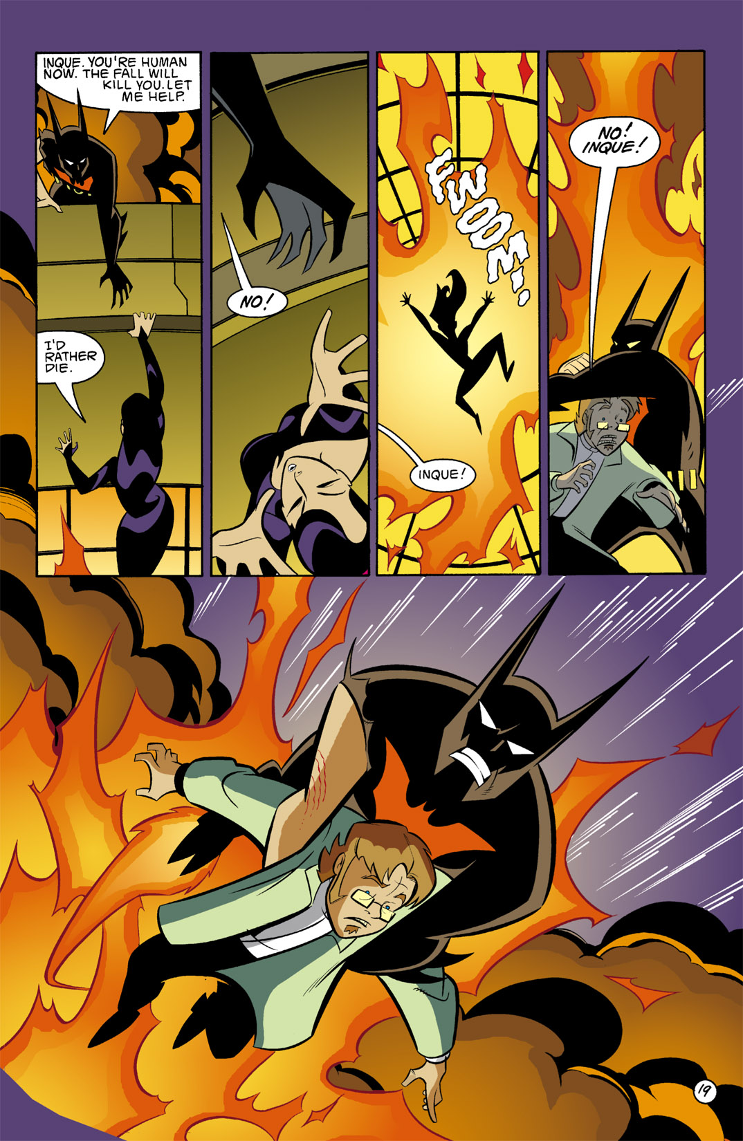 Batman Beyond [II] Issue #2 #2 - English 20