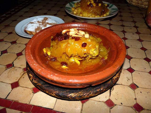 gastronomía marroquí Ruta por Marruecos | turistacompulsiva.com