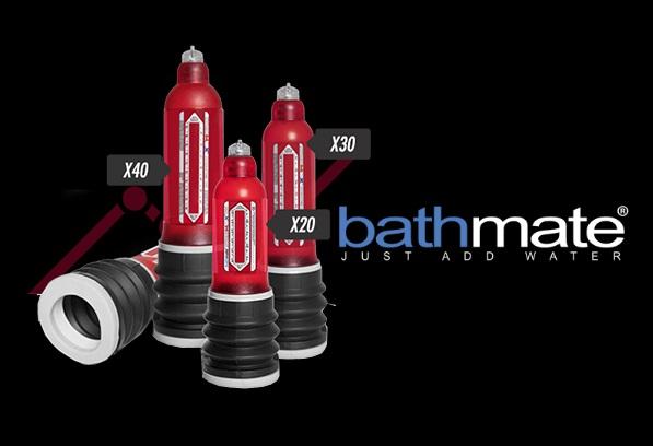 Bathmate Hydromax Pump at The Spot Dallas