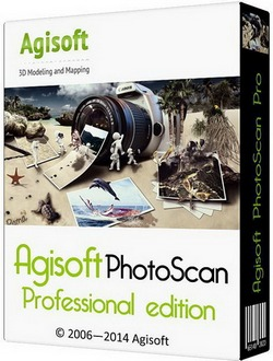 Agisoft PhotoScan Professional 1.2.6 Build 2834