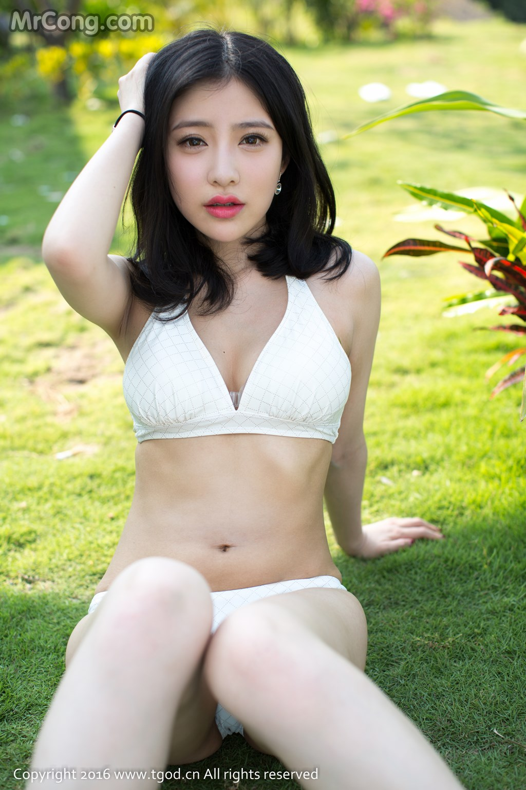 TGOD 2016-04-10: Model Shi Yi Jia (施忆佳Kitty) (41P)