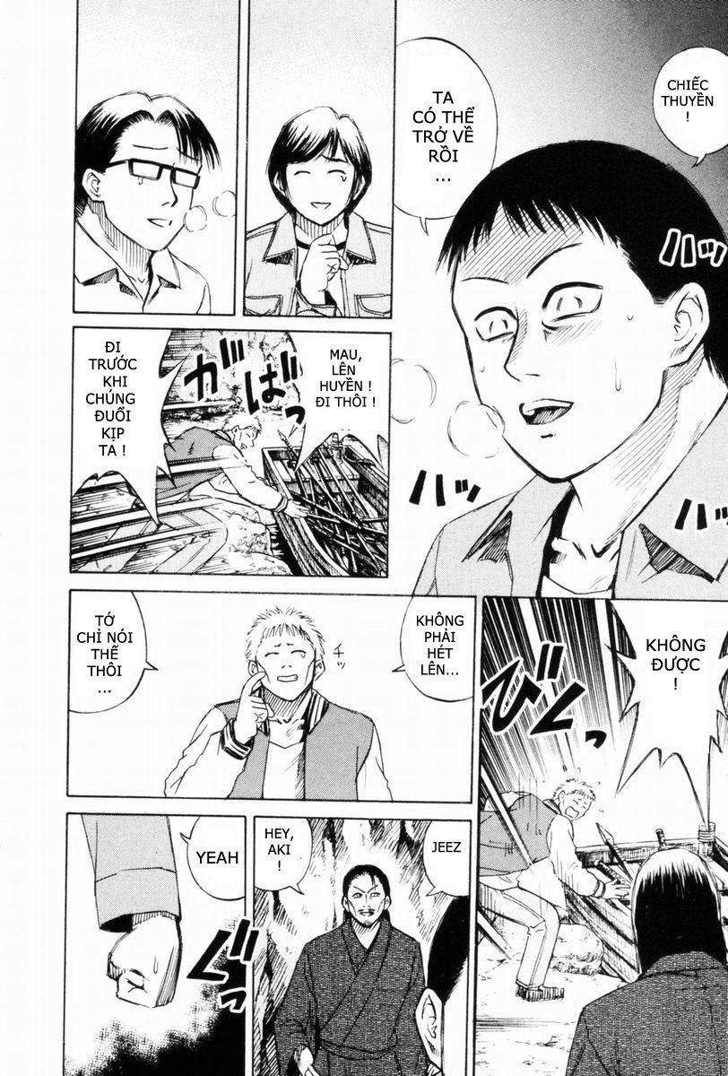 Higanjima chapter 45 trang 18