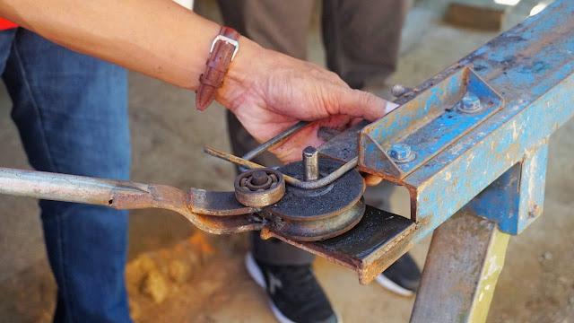 Tim Pemotong Besi