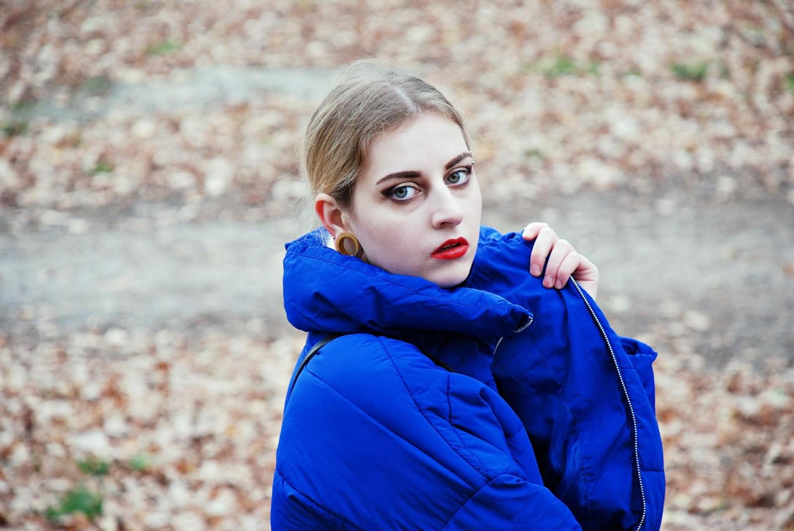 Niebieska Jesień | Blue Fall