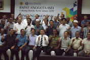 Makmur Budiman Ketua Terpilih ISEI Banda Aceh