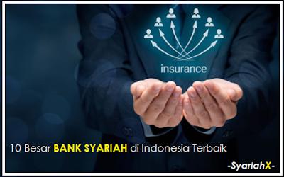 10 Besar Bank Syariah di Indonesia Terbaik Saat Ini