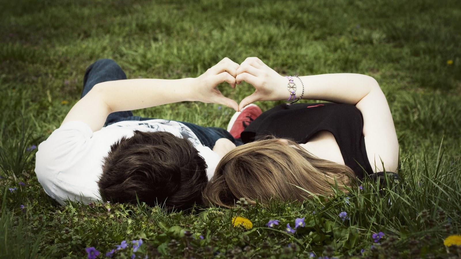 Bom sexo e um casamento maravilhoso e forte