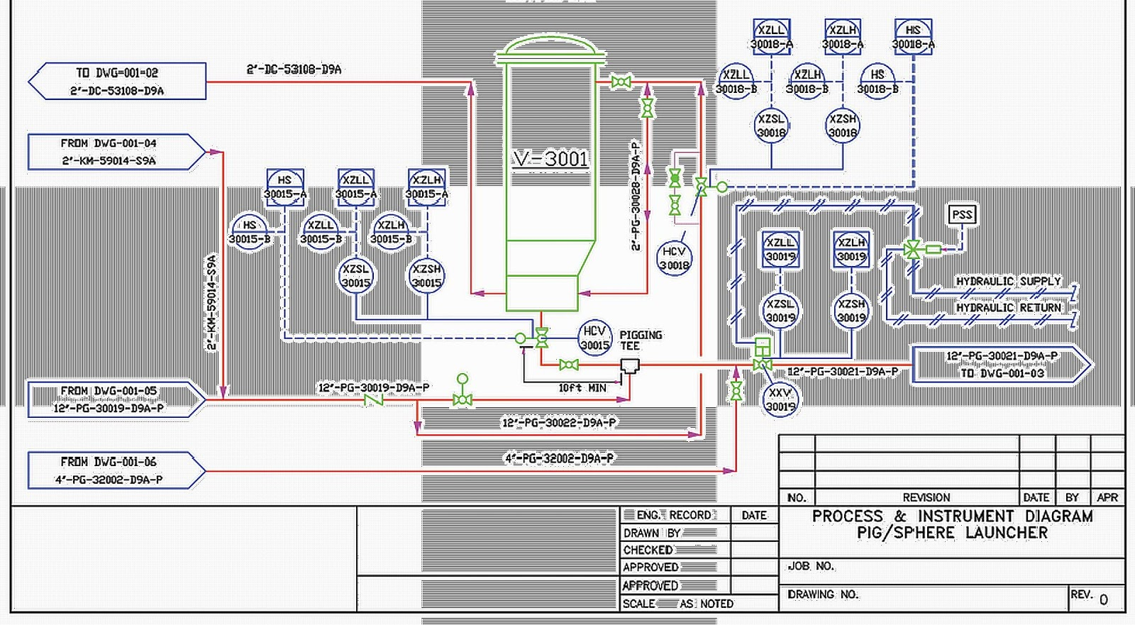 hight resolution of p id p id process diagram piping