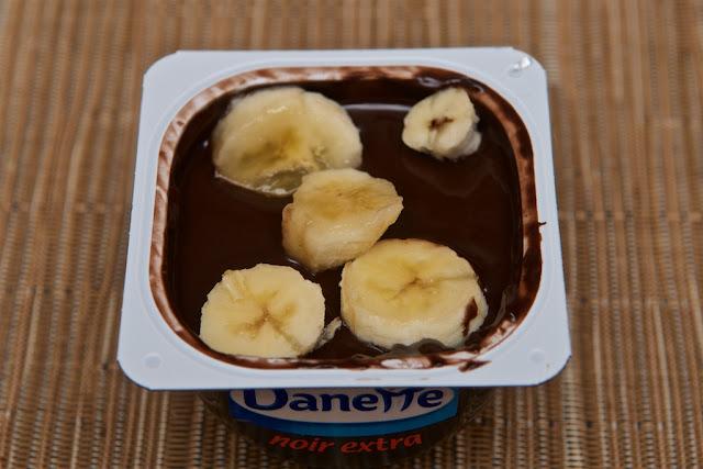 Crèmes dessert - Danette - Noir Extra - Chocolat - Chocolat noir - Frais - Danone - Produits laitiers - Danette banane